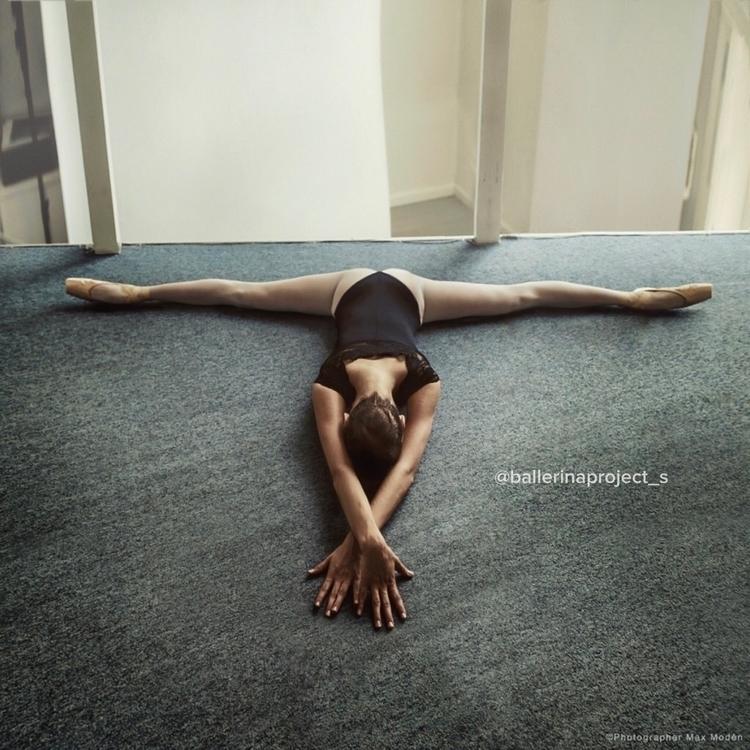 Ella Persson ballerinaprojectst - maxmoden | ello