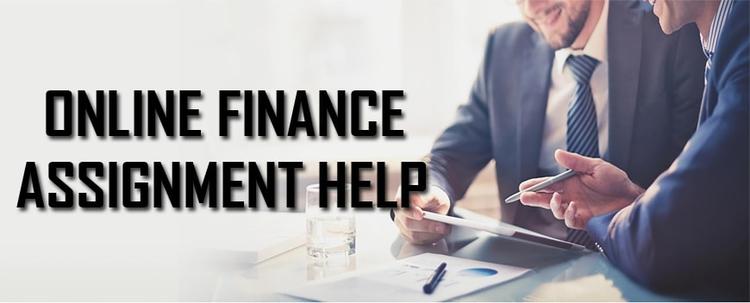 Finance Assignment Online assig - plagfree   ello
