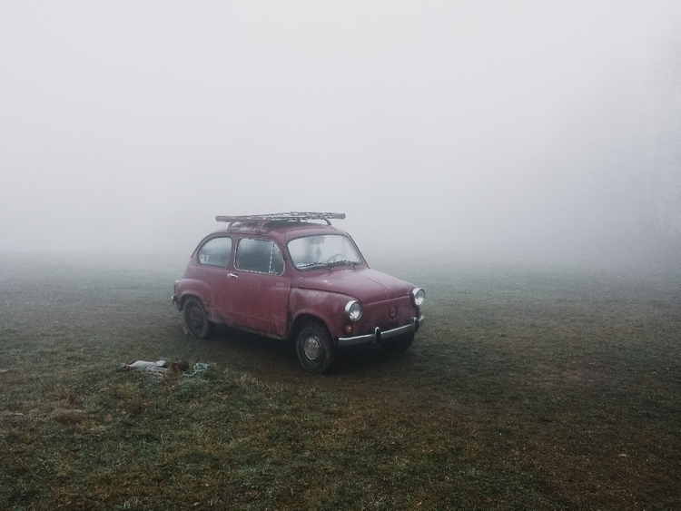 Seicento - fog, mist, car, nature - markello | ello