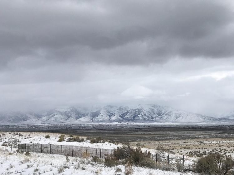 Ruby Mountains today Lamoille S - duran | ello