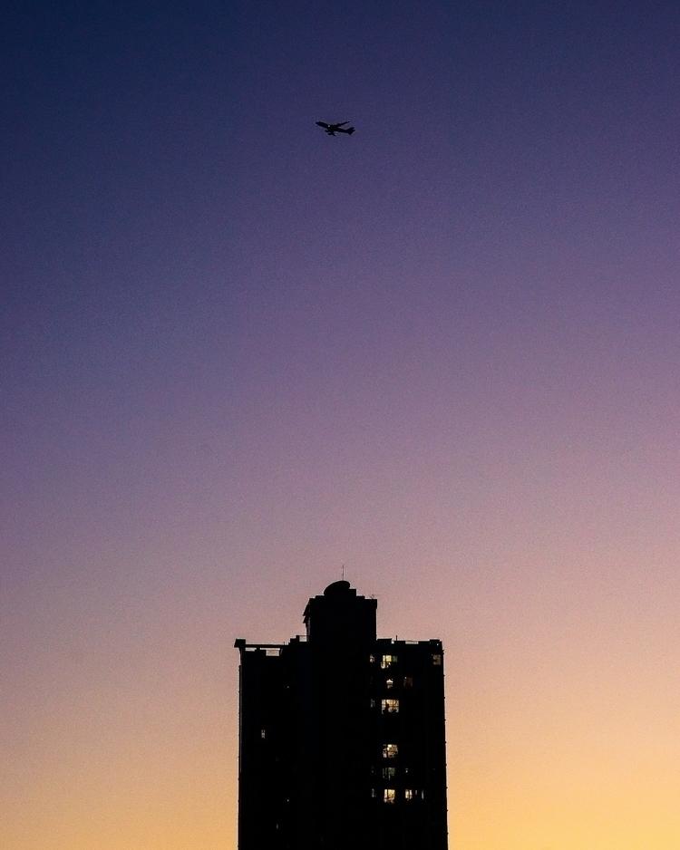 sunset - sonya7ii, contaxg90, streetphotography - yyyeung100 | ello