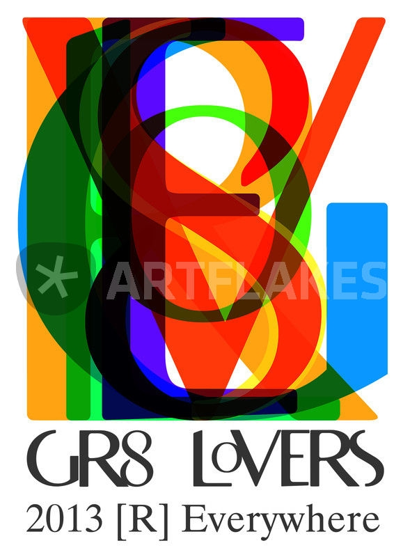 GR8 LoVERS 2013 - Abstract, Color - petro5va5iadi5 | ello