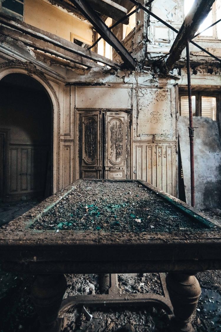Chateau Verdure 5 - Abandoned, Urbex - yabml | ello