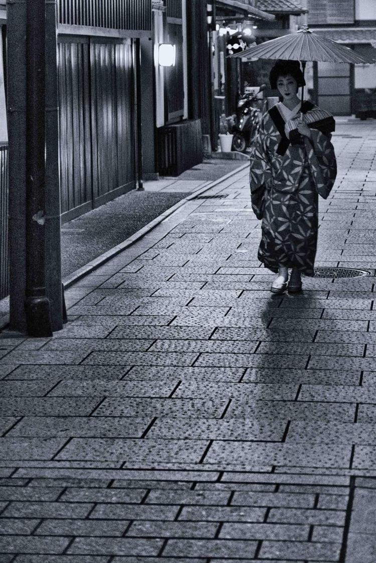 hongkong, hk, japan, kyoto, geisha - cyruscyrus_cheung | ello