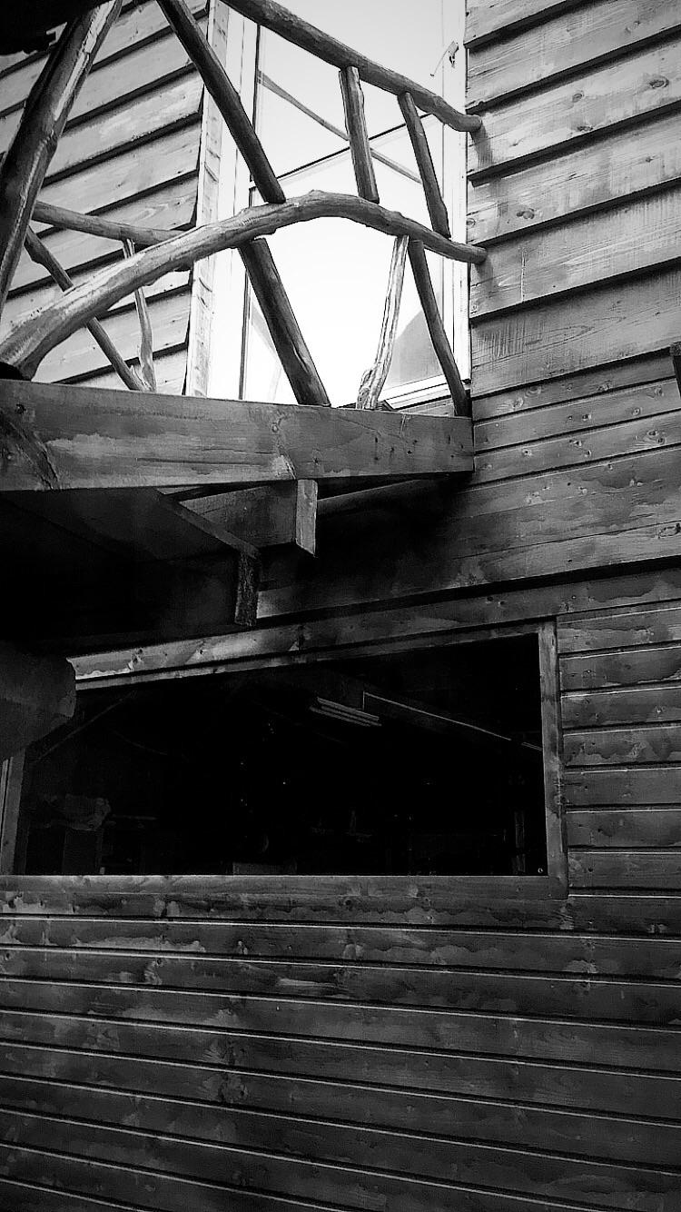 architecture, wood, home - paulahopirtean | ello