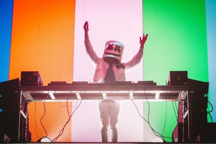 Marshmellow Detroit wild - concert - jmulka | ello