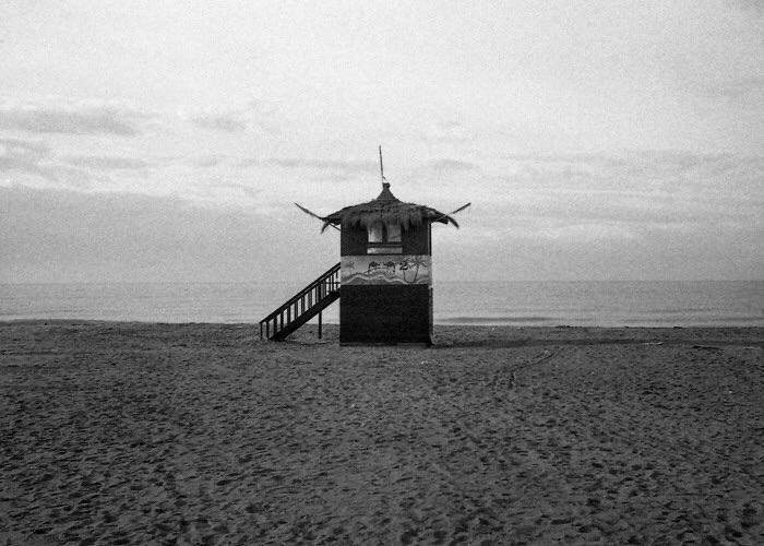 filmphotography, 35mm, rome, seaside - agnesesbaffi | ello