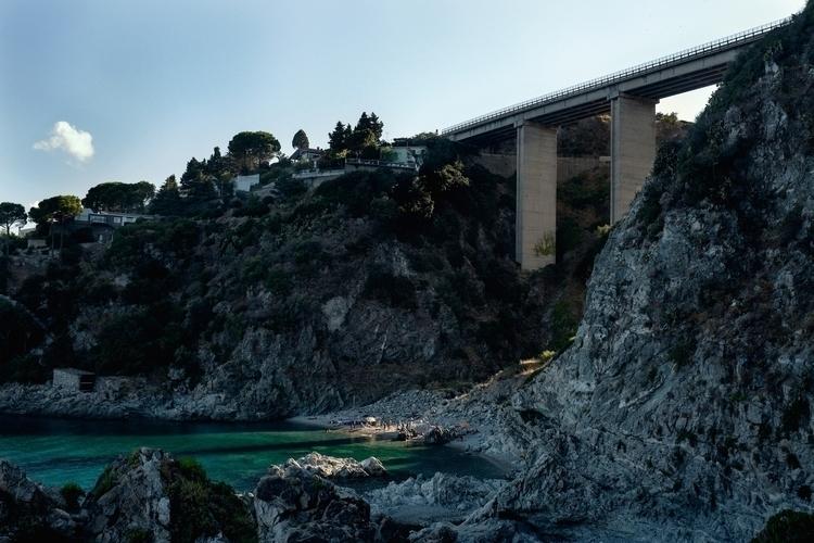 Copanello, Calabria 2015 - Landscape - agnesesbaffi | ello
