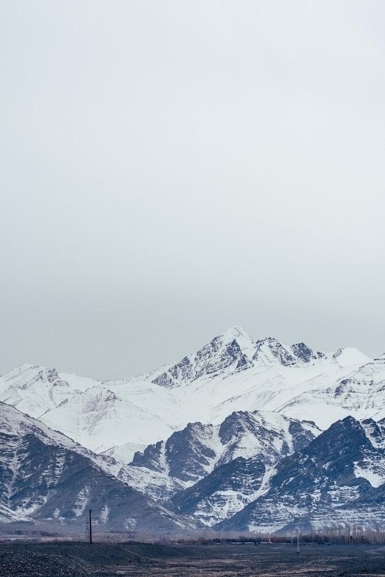 stok kangri - ladakh winter 201 - aashim_tyagi | ello