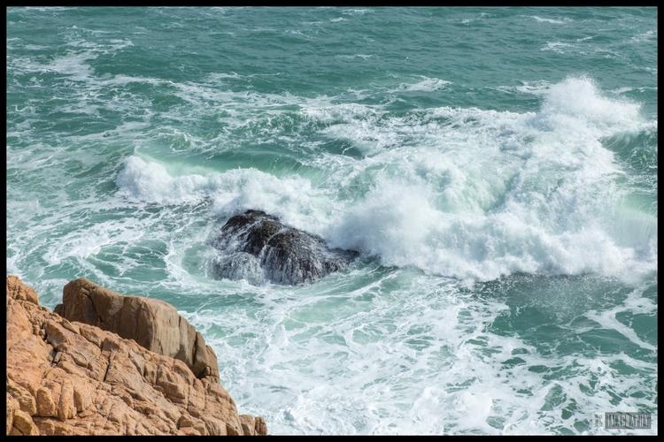HongKong, PoToiIslands, Sea, Wave - dcmiracle | ello