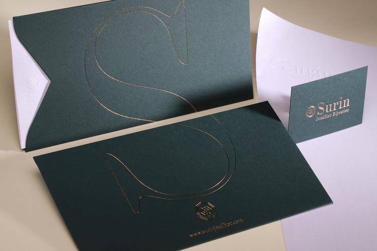 Brand identity jewellery Bordea - florentlarronde | ello