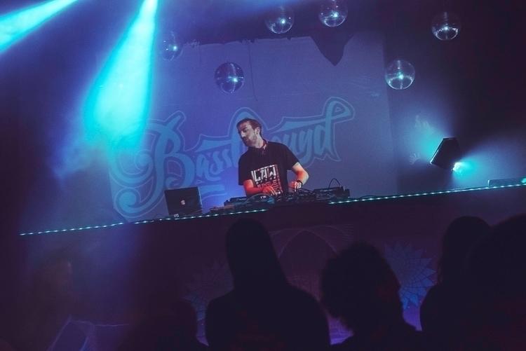 Trance night Bassground Barcelo - alejandraossa   ello