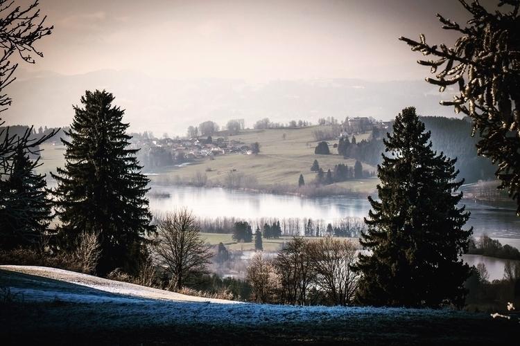 Rottachsee lake, Bavaria - jonathonwilliams   ello