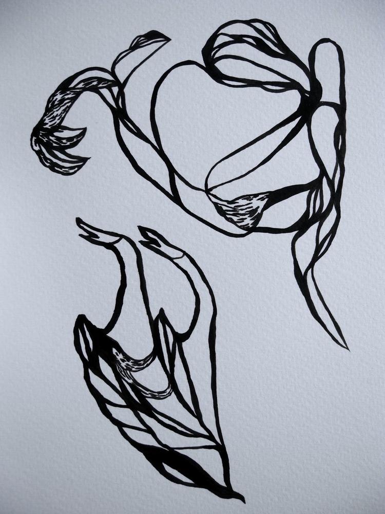 Arms Ink paper - 18 13 cm €45 o - uleedee   ello