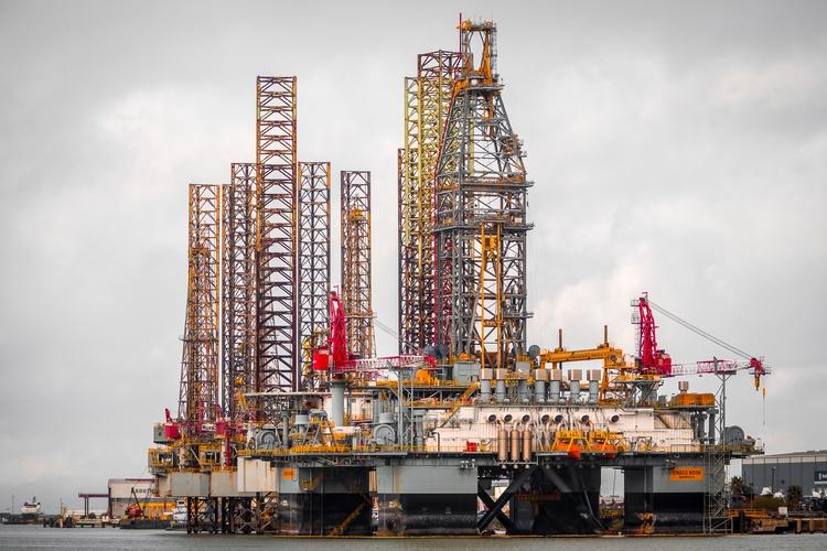Big Drillers Offshore oil platf - mattgharvey | ello