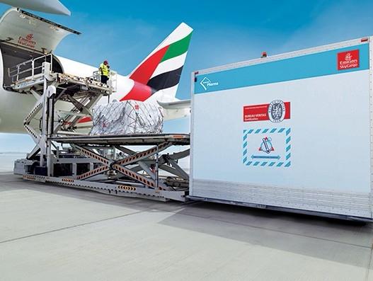 Emirates SkyCargo safely temper - stattimes | ello