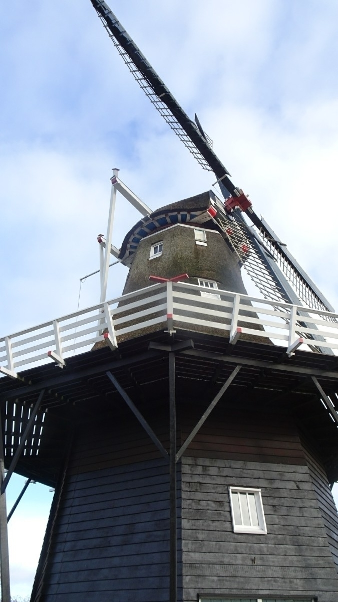 netherlands, windmill - berkemef | ello