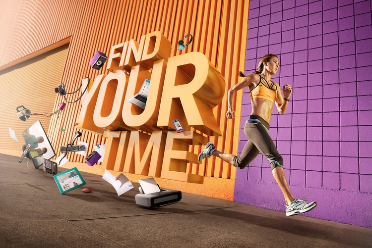 Avia FIND TIME campaign - TimTadder - mikecampau | ello