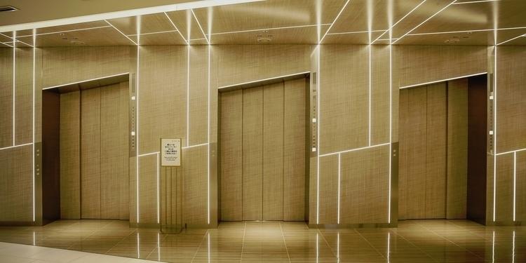 elevator. ginza tokio, japan fl - salz | ello