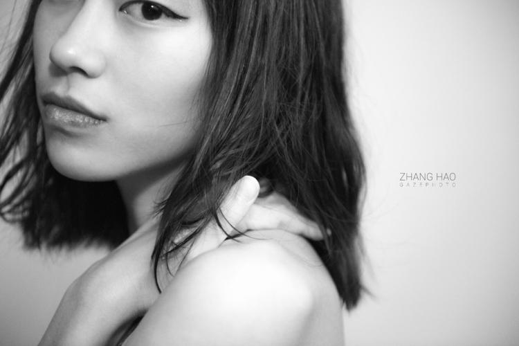 20161002 - portrait, 90s, photoshop - zhanghao | ello
