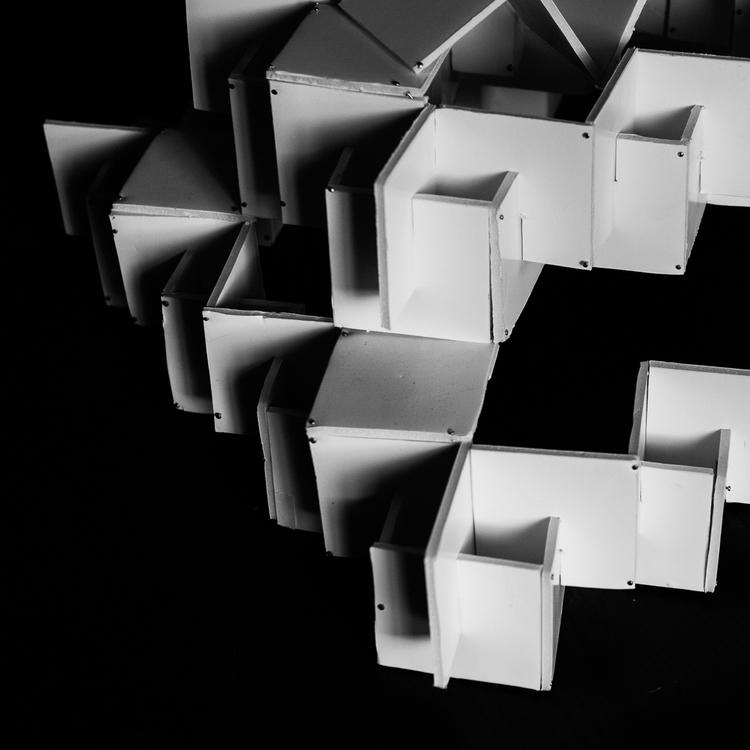 Modular Sculpture. || sculpture - alejandraossa | ello