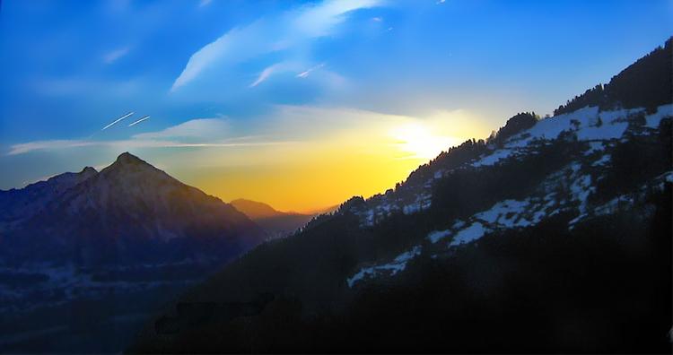 beautiful place - Interlakenswitzerland - garyrobnett | ello