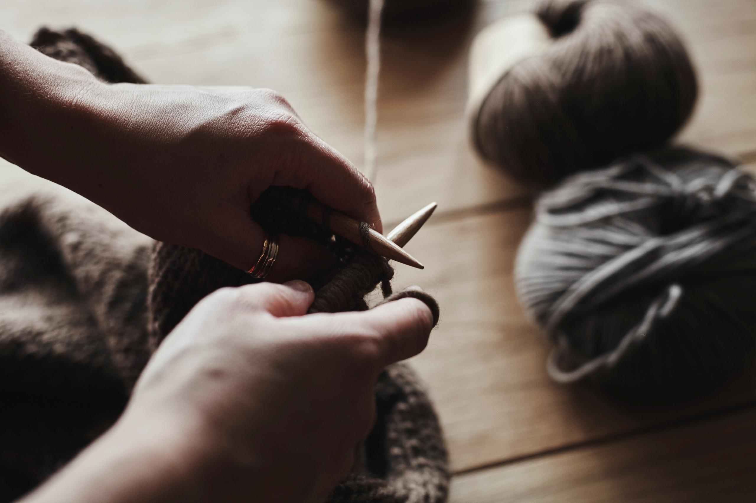 knitting - handmade, slowfashion - lehandmade | ello