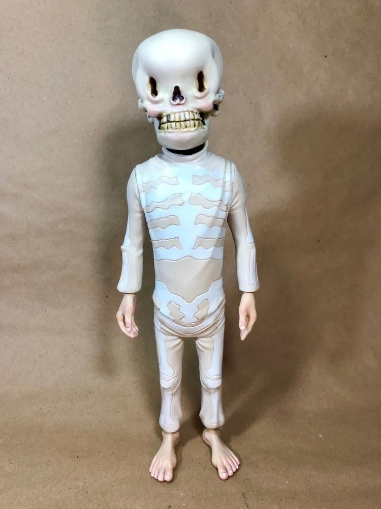 "12"" vinyl skeletons preorder - _mattgordon_ | ello"
