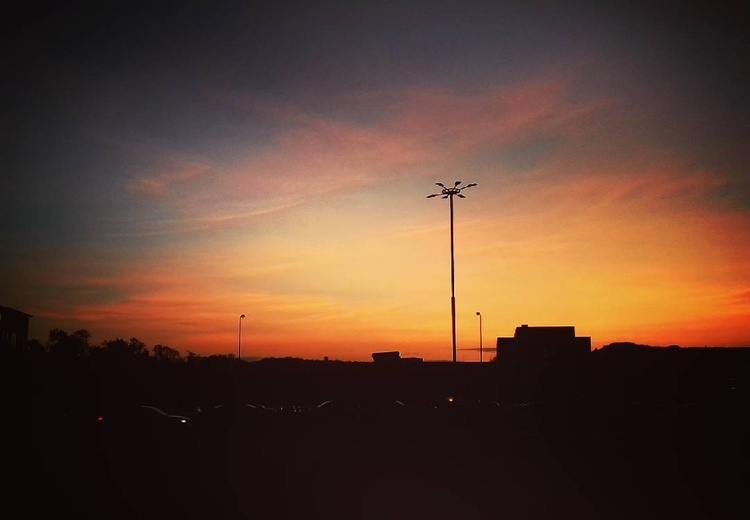 Evening - citylife, cityscape, landscape - uula_s | ello