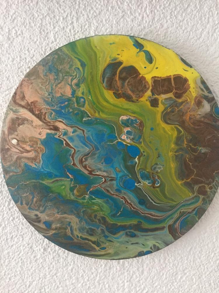Liquid Love Earth Submitted Art - diesabina | ello