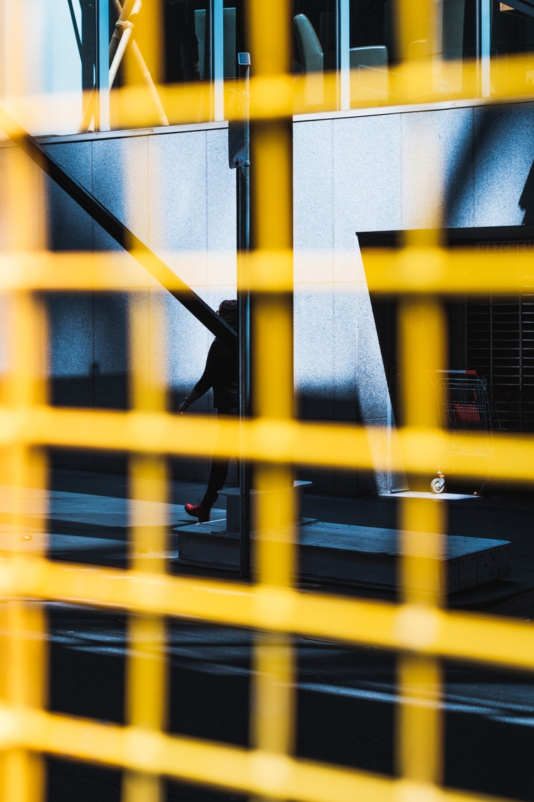 Melbourne Grid. Photo David Cla - thethinblackframe | ello