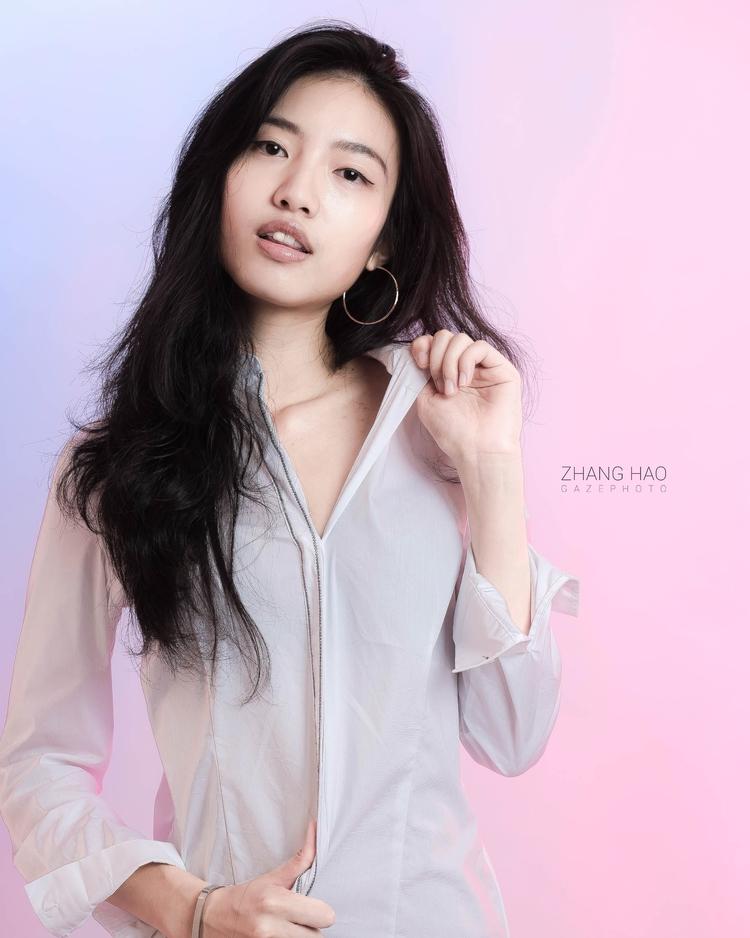 20170610 - portrait, 90s, photoshop - zhanghao | ello