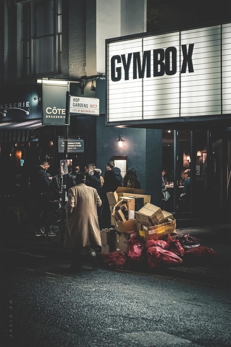 Gymbox - london, streetphotography - mrkirby | ello
