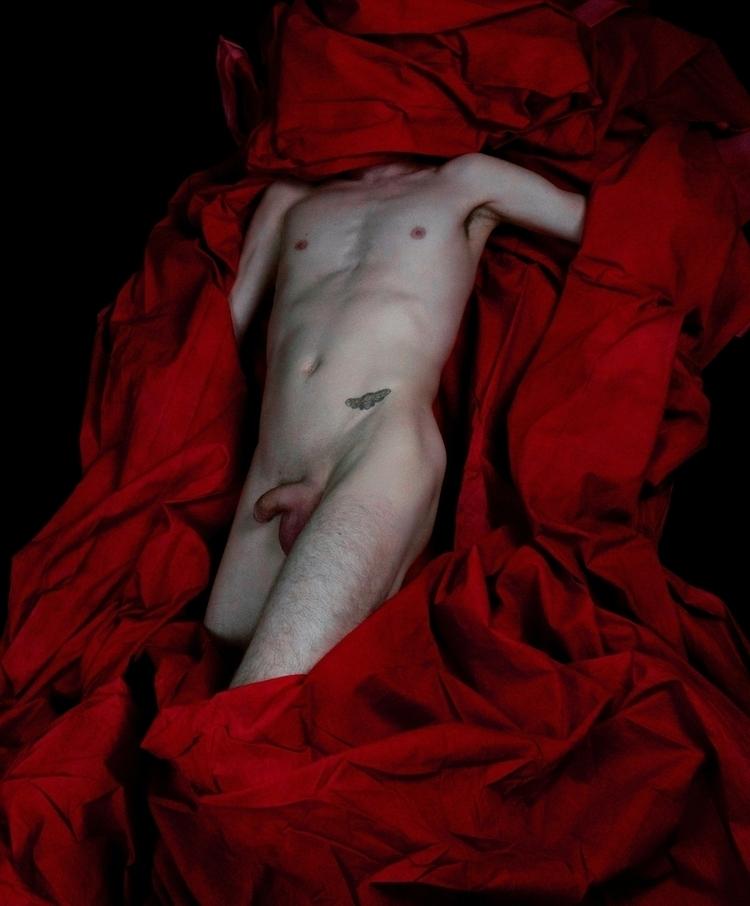 Flame - photography, erotic, malenude - bespokephoto | ello