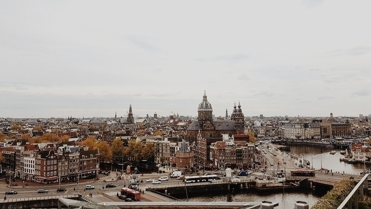 Amsterdam, Netherlands 2017 - zohreh_g | ello