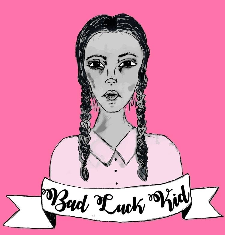 day today - luck, goth, dark, mood - abeja_vcm | ello