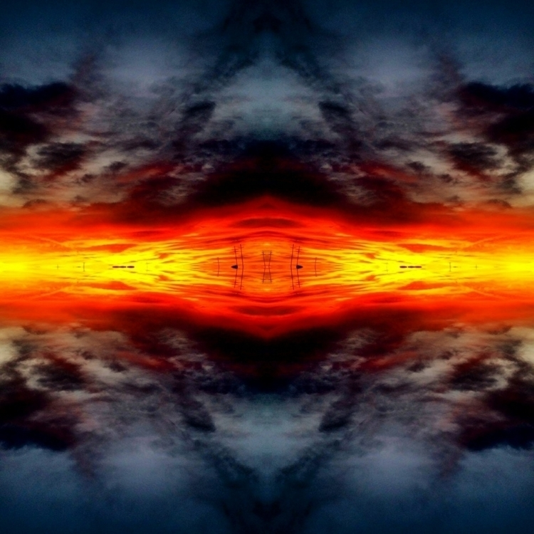 Quantum cloud - photoart - jeremybpperez | ello
