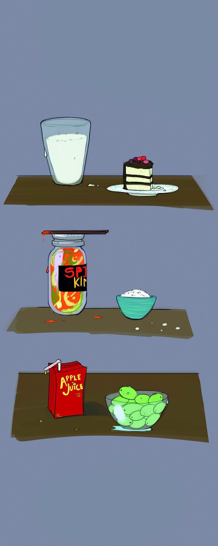 snackconcept, conceptart, art - symonec27 | ello