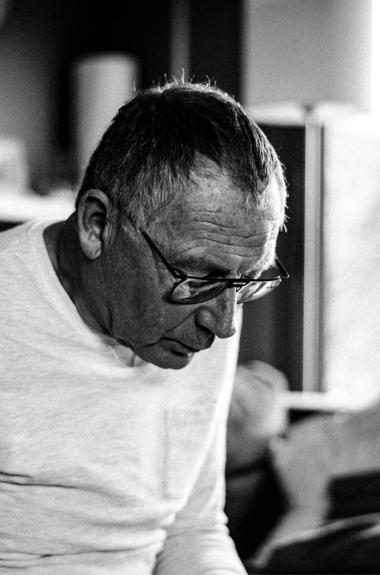 Grandpa - photography, blackandwhite - robryr | ello