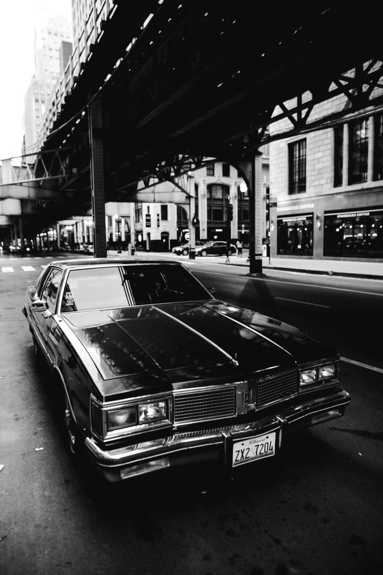 Classic - cars, street, streetphotography - lowg | ello