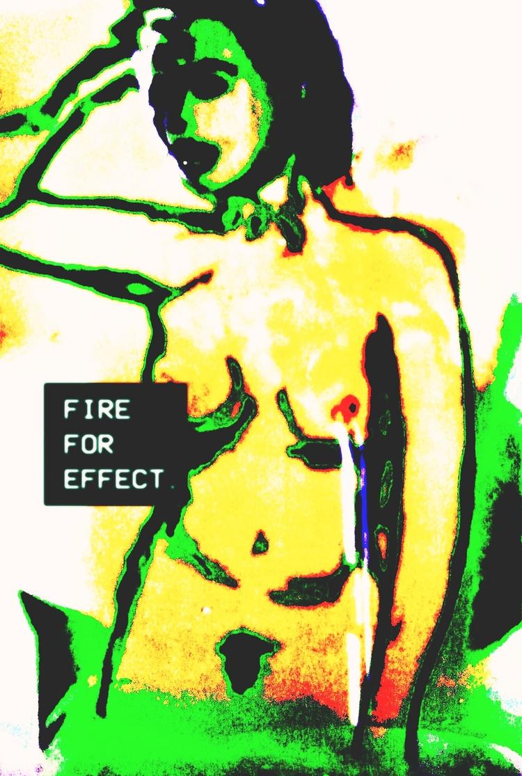Fire Effect series: co-conspira - jkalamarz | ello