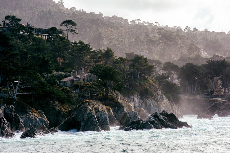 Carmel Highlands Point Lobos CA - neonicecream | ello