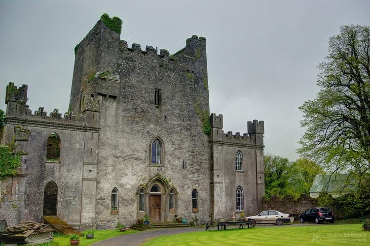 Leap Castle, Ireland - photography - azonic | ello