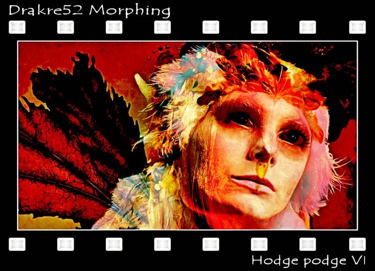 Hodge podge VI Morphing Watch f - drakre52 | ello