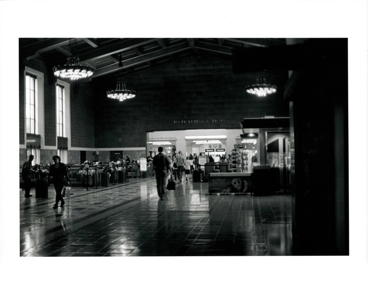 "Memories ""Union Station"" 8x10,  - artistforsuckers 