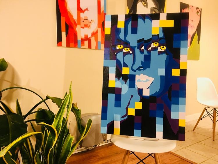 wifi | 24 36 Acrylic canvas Sub - christopherruh1 | ello