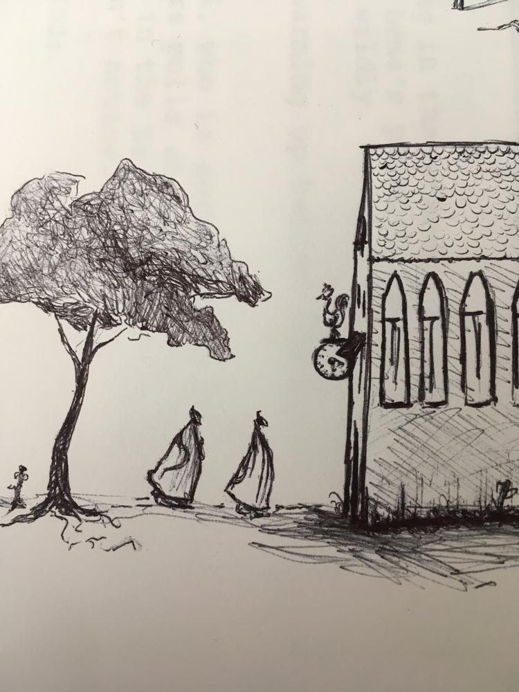 Doodle Class PEN PAPER - __siem | ello
