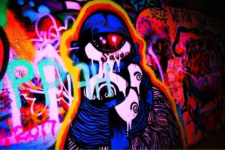 Art wall - wabearultra | ello