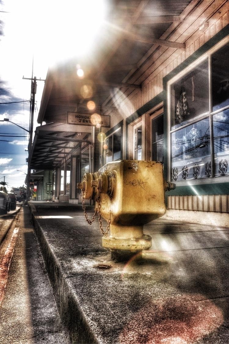 Hydrants: USA, Hawaii, Hanokaa  - madap | ello