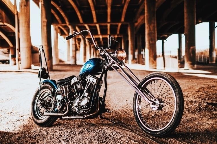 Panhead dreams - panhead, Harley - eparrillaphotos | ello